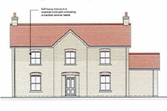 Thumbnail Detached house for sale in Cassbrook Drive, Fulstow