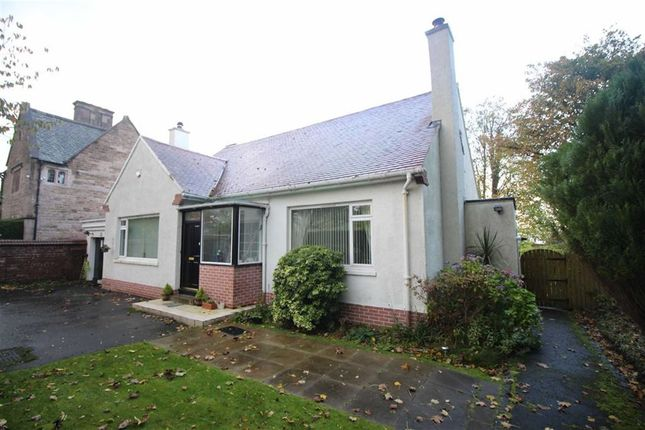 Thumbnail Detached bungalow for sale in Newark Street, Greenock, Renfrewshire