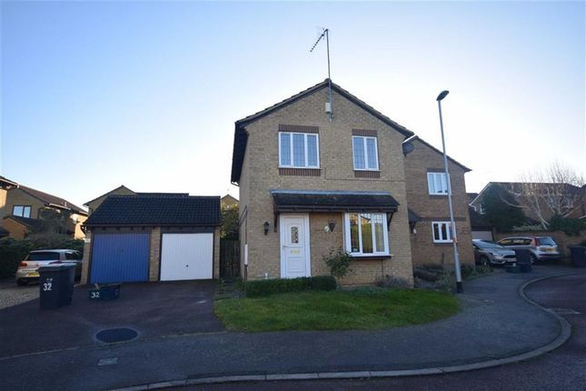 Detached house for sale in Provence Court, Northampton