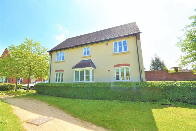 Thumbnail Detached house for sale in Stocking Park Road, Lightmoor Village, Telford