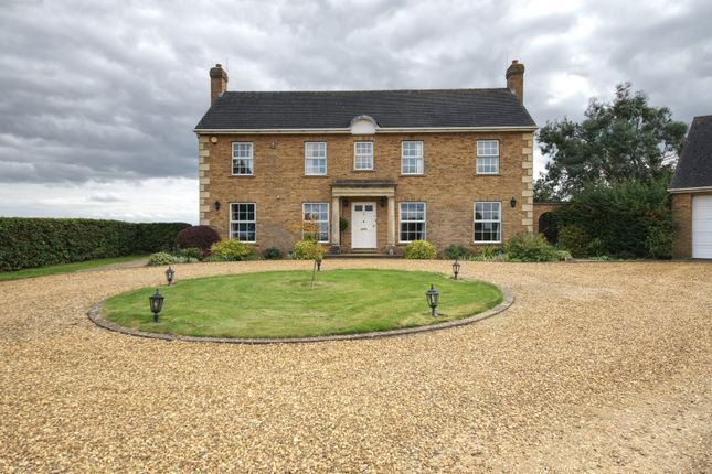 Thumbnail Farmhouse for sale in Higham Road, Stanwick, Wellingborough