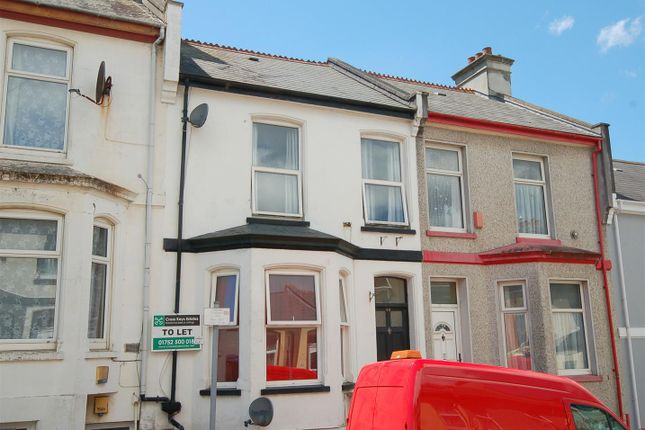 Thumbnail Flat to rent in Admiralty Street, Keyham, Plymouth