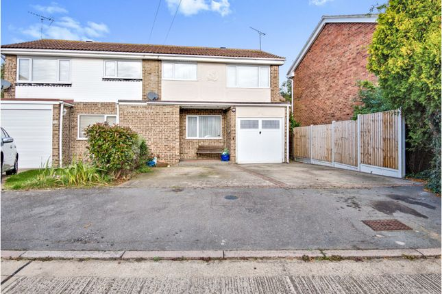 3 bed semi-detached house for sale in The Crofts, Great Wakering SS3