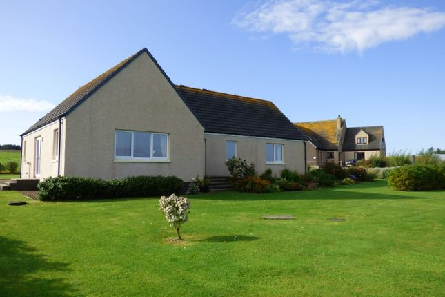 Thumbnail Detached bungalow for sale in Across'ee, Warse, Canisbay, Wick