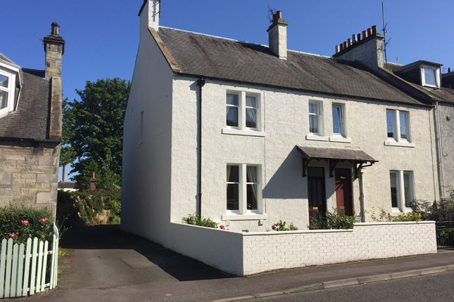 Thumbnail End terrace house for sale in Innerbridge Street, Guardbridge