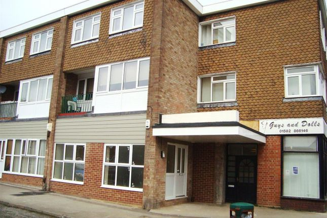 Thumbnail Flat to rent in The Quadrant, Houghton Regis, Dunstable