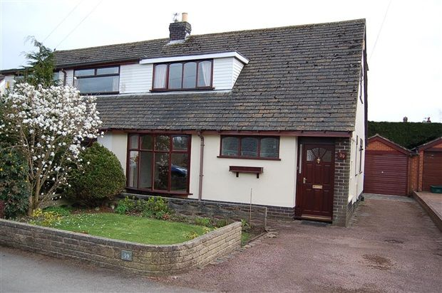 Thumbnail Bungalow to rent in Pennine Way, Great Eccleston, Preston