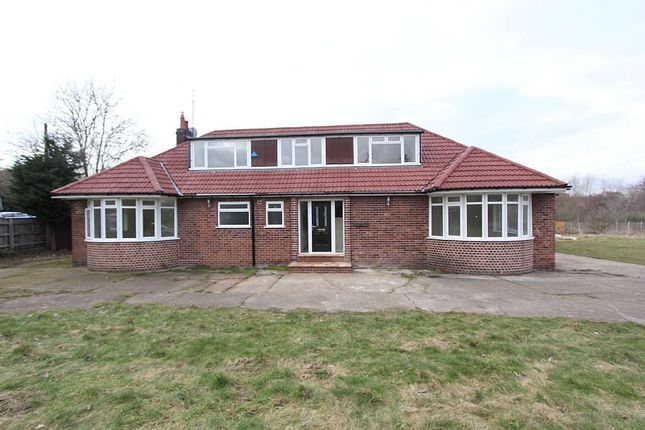 Thumbnail Detached house for sale in Harlaxton Road, Grantham, London