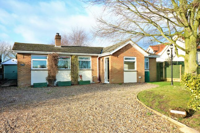 Thumbnail Detached bungalow for sale in High Common, Cranworth
