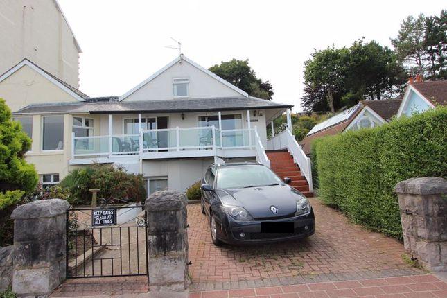 Thumbnail Semi-detached house for sale in West Promenade, Rhos On Sea, Colwyn Bay