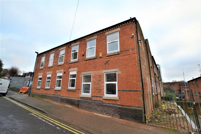 Thumbnail Flat to rent in Spa Lane, Derby