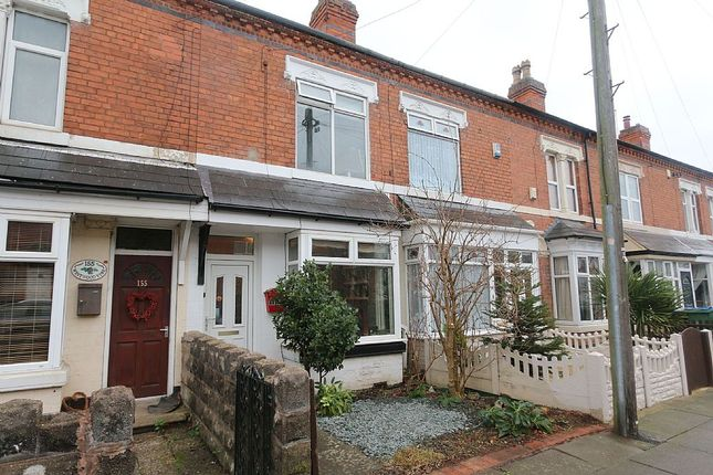 Thumbnail Terraced house for sale in Park Road, Smethwick, West Midlands