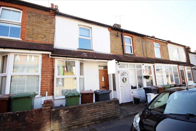 Thumbnail Terraced house for sale in Vale Road, Bushey