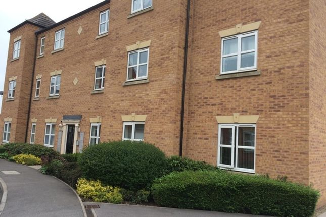 Thumbnail Flat to rent in Coral Close, Derby