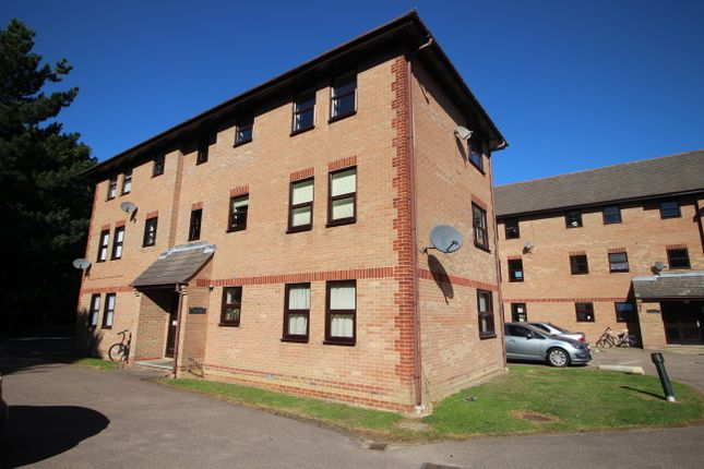 Thumbnail Flat for sale in Hanbury Gardens, Highwoods, Colchester