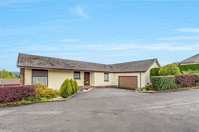 Thumbnail Bungalow for sale in Crawfurds View, Lochwinnoch