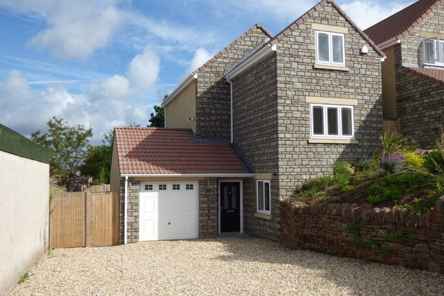 Thumbnail Detached house for sale in West Ridge, Frampton Cotterell, Bristol