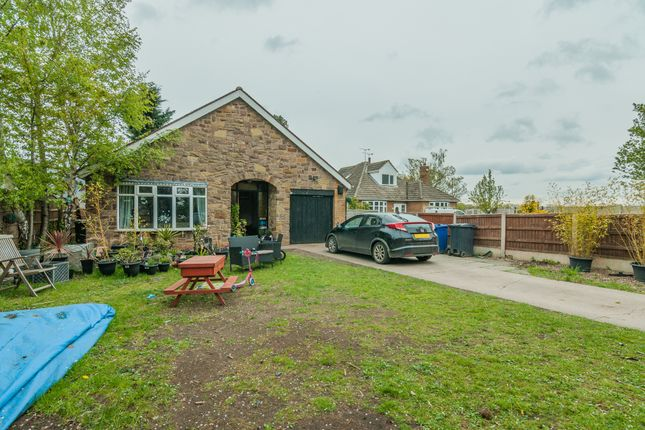 Thumbnail Detached bungalow for sale in Bank End Road, Blaxton, Doncaster