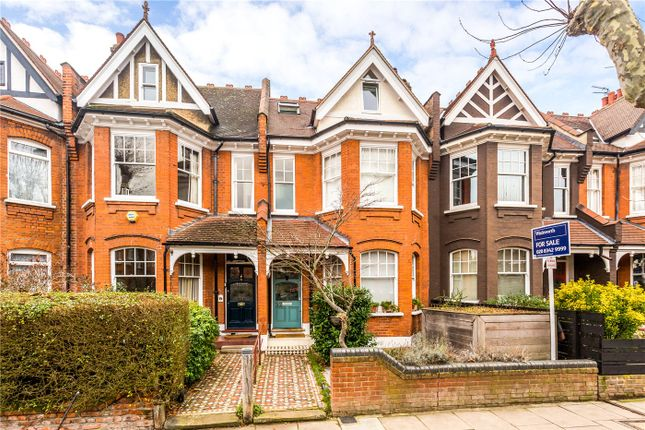 Thumbnail Terraced house for sale in Park Avenue North, London