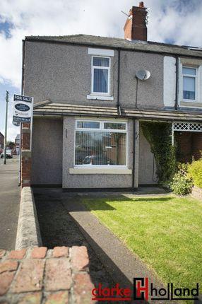 Thumbnail Terraced house for sale in Whitsun Gardens, Bedlington