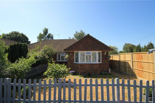 Thumbnail Semi-detached bungalow for sale in Hermitage Woods Crescent, Woking, Surrey