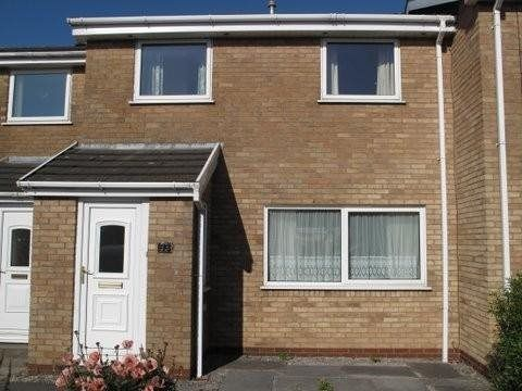 Thumbnail Terraced house to rent in Deanpoint, Morecambe