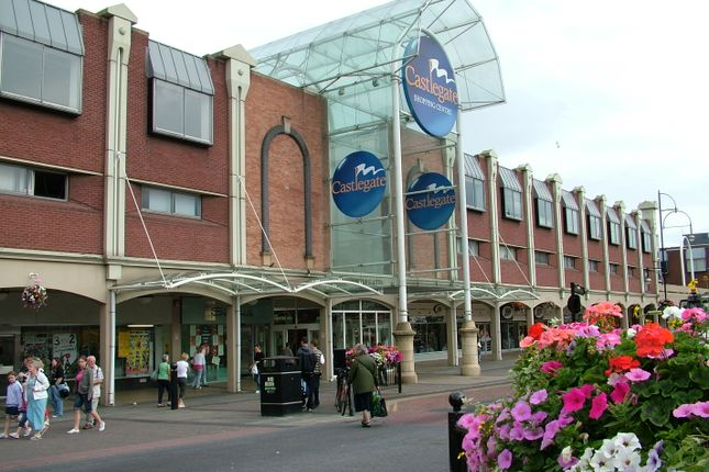 Thumbnail Retail premises to let in Unit 61, The Cornmill Centre, Darlington