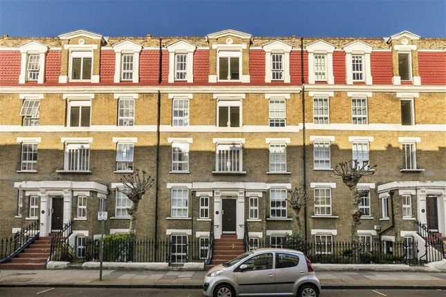 Thumbnail Flat to rent in Wilmot Street, London