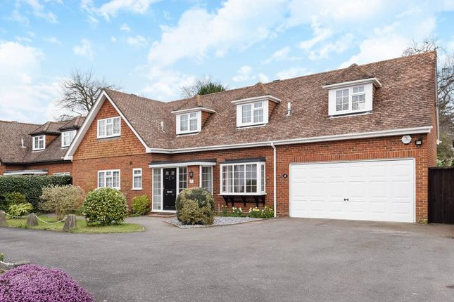 Thumbnail Detached house to rent in Tudor Park, Amersham
