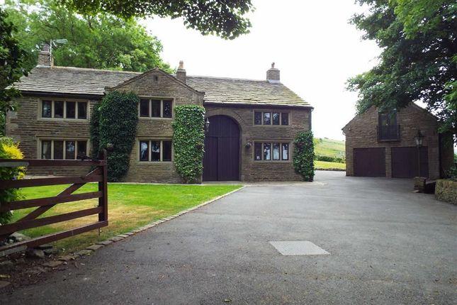 Thumbnail Detached house to rent in Woodhead, Blackburn, Lancashire