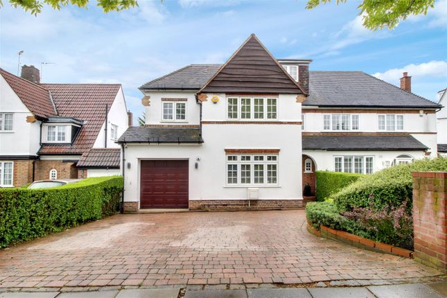 Thumbnail Semi-detached house for sale in Cotswold Way, Enfield
