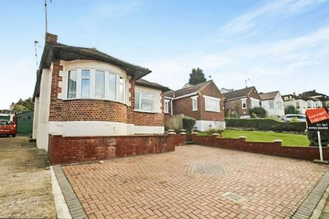 Thumbnail Detached bungalow to rent in Highland Road, Northwood, Middlesex