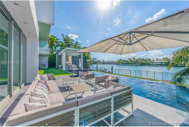 Thumbnail Property for sale in 2324 N Bay Rd, Miami Beach, Fl, 33140
