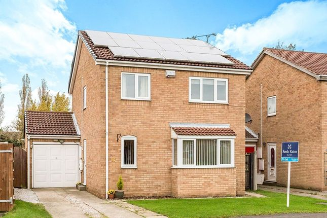 Thumbnail Detached house to rent in Highfields Way, Holmewood, Chesterfield