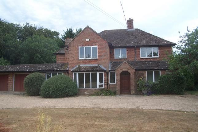 Thumbnail Detached house to rent in Upper Lambourn, Hungerford