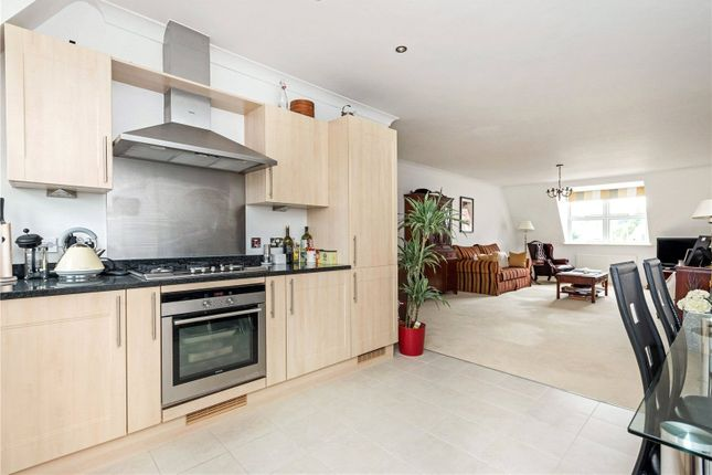 Thumbnail Flat for sale in Bentley Place, 57-59 Baker Street, Weybridge, Surrey