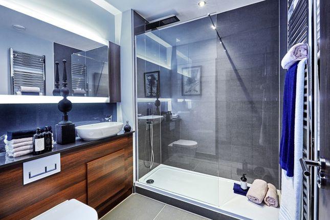 Bathroom of Berkeley Avenue, Reading RG1