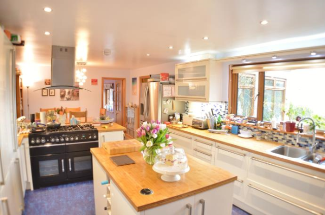 Thumbnail Detached house to rent in Murthly, Perthshire