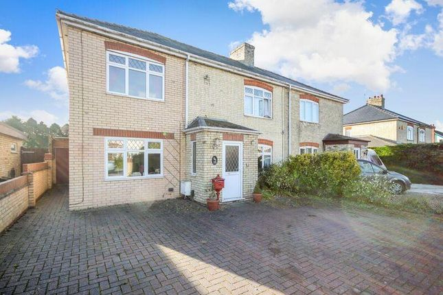 Thumbnail Semi-detached house to rent in College Road, Impington, Cambridge