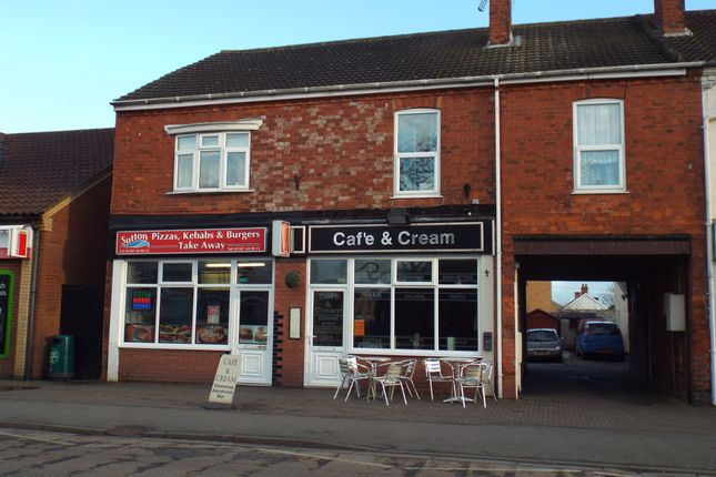 Thumbnail Restaurant/cafe for sale in High Street, Sutton On Sea