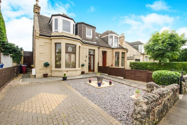 Thumbnail Semi-detached house for sale in Cathkin Avenue, Rutherglen, Glasgow