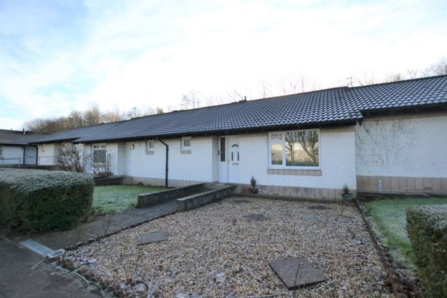 Thumbnail Bungalow for sale in Jura Court, Dreghorn, North Ayrshire