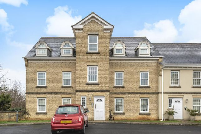 Thumbnail Flat for sale in Bicester, Oxfordshire