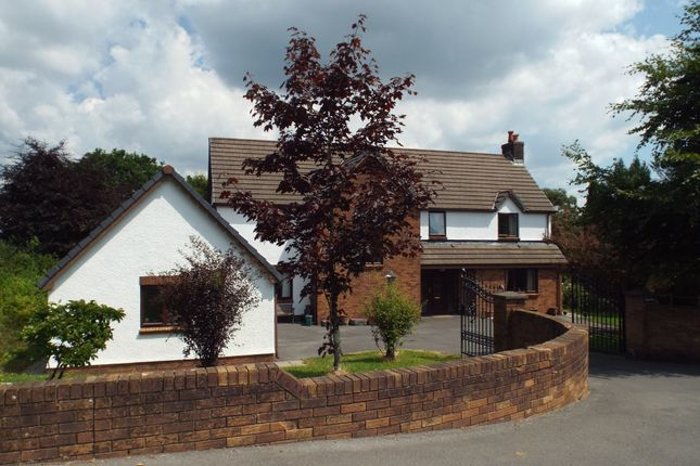 Detached house for sale in Heol Y Foel, Foelgastell, Llanelli