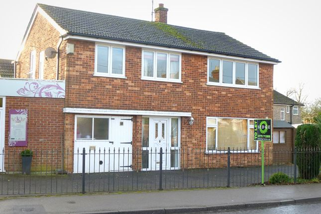 Thumbnail Detached house to rent in Knight Street, Pinchbeck, Spalding