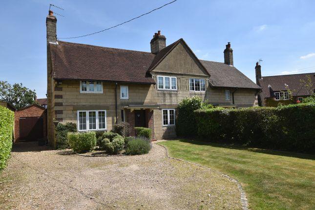 Thumbnail Semi-detached house for sale in Elm Close, Amersham