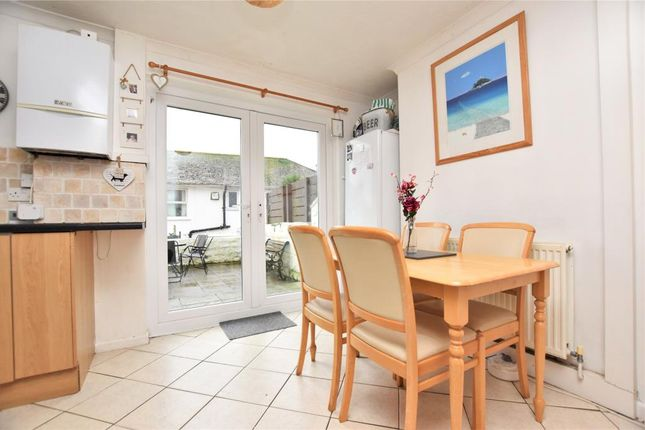 Dining Area of Parc Terrace, Newlyn, Penzance TR18