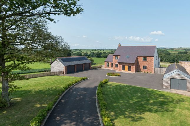 Thumbnail Detached house for sale in The Oaks, Roweltown, Carlisle, Cumbria