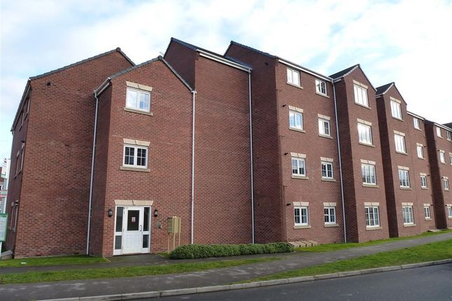 Thumbnail Property to rent in Kings Walk, Berry Hill, Mansfield