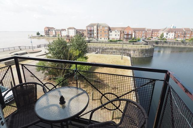 Thumbnail Flat for sale in Lock Keepers Court, Victoria Dock, Hull, East Yorkshire